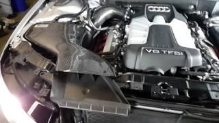 Kohlefaser Luft-Technik Intake - B8.5 Audi S4