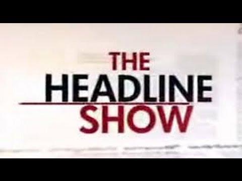 Mudragada Padmanabham Arrested   High Tension   The Headline Show - 10th June 2016