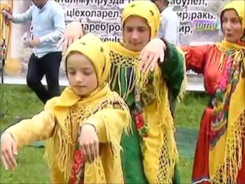 Шамильский район ,Келебский танец(детский)