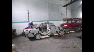 VAZ 2107 Корч AUTO SERVICE BAZA RIVNE Анонс ТестДрайва Боевой Семерки с Запада Украины, Летом Ждите