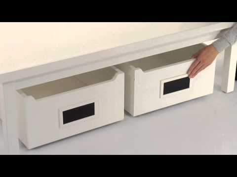 Choose Well-Constructed Activity Tables And Kids Storage Bins For The Kids' Room| Pottery Barn Kids