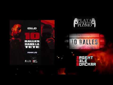 Youtube: Goulag feat Rimkus – 10 balles dans la tête (SON OFFICIEL) prod. KAL