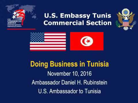Doing Business in Tunisia (DIRECT LINE, November 2016)