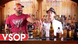 Cuba Libre Deconstruction 9 Rums & 1 Coke