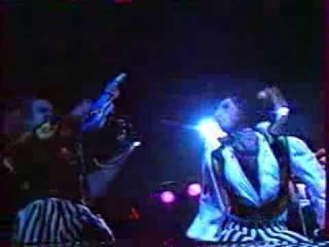 "Army of lovers. Концерт в петербургском СКК. Запись 1993 года. Режиссёр А.Дунаев, ТРК ""Петербург""."