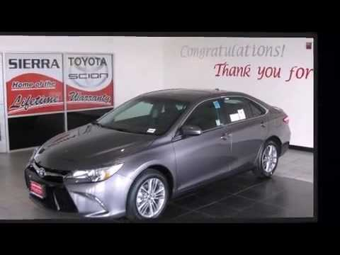 2016 Toyota Camry SE In Lancaster, CA 93534. Sierra Toyota