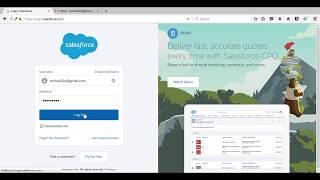 Psrt 2 - Set API enable for user on Salesforce