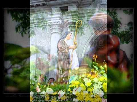 Santa Clara ng Assisi with Lyrics