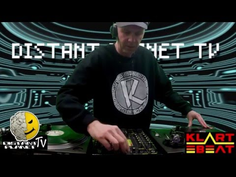 Distant Planet Presents KlartBeat - The Warmup - Hughesee