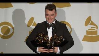 """Lagu """"Stay With Me"""" tetap menang Grammy Award"""
