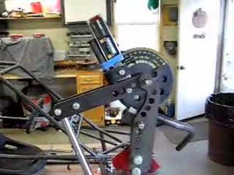 JD Squared Model 3 Hydraulic Tubing Bender - YouTube