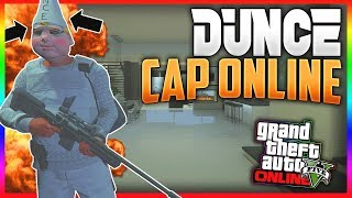 GTA 5 ONLINE: Save Dunce Cap Glitch 1.42 (Bad Sport To Clean Player)