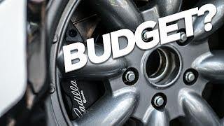 Brembo Brakes on a Budget [FRS/BRZ] [CTS-V/CTS Brake Braket Install]