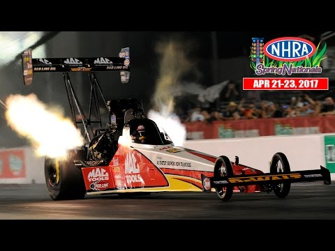 Highlights from the 2016 NHRA SpringNationals in Houston!