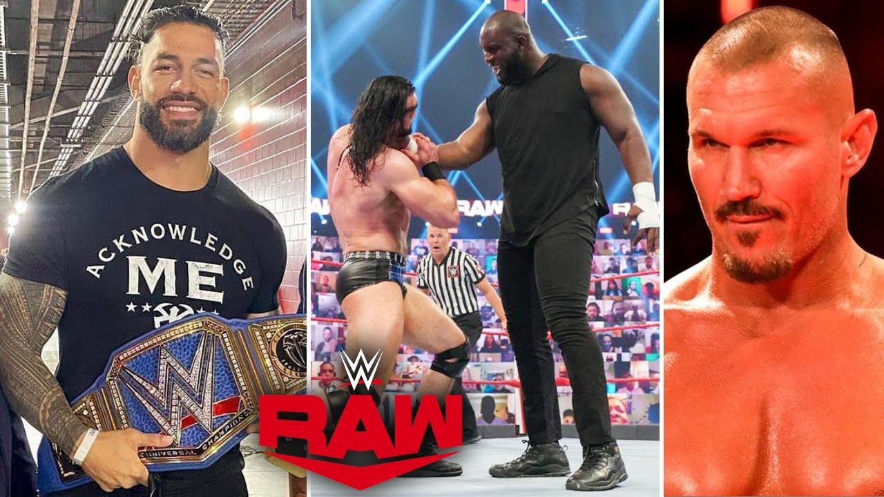 WWE Secret Roman Reigns MasterPlan...WWE Raw Highlights, Samoa Joe Role Revealed? SummerSlam 2021