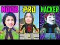 ROBLOX BATTLES: NOOB vs PRO vs HACKER: Spy Ninjas Thanksgiving Cooking Challenge Championship!
