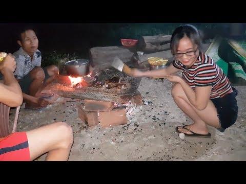 TXT - Girl Xinh Vào Bếp : Dê Nướng