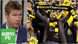 Brian McBride reacts to Columbus Crew likely staying in Ohio | Major League Soccer