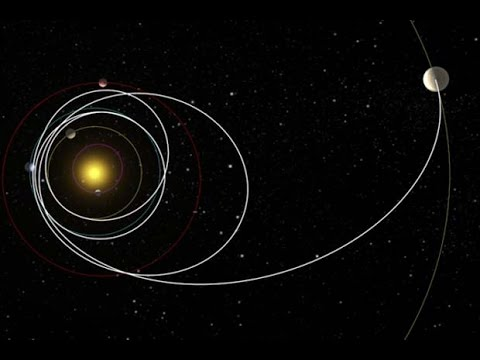 5 Gravity-Assist Flybys Will Get ESA's JUICE To Jupiter | Video