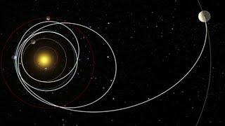 5 Gravity-Assist Flybys Will Get ESA's JUICE To Jupiter | Video
