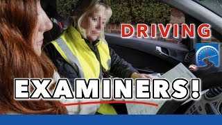 Driving Examiners' JOB :: Your JOB - Pass Your Road Test 1st Time