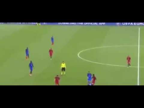 Gol de Éder - Portugal 1x0 França | Final da Eurocopa 2016