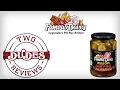 Famous Dave's Devil's Spit Pickles - Two Dudes Reviews