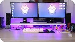 Como conectar dos monitores a tu PC GAMER ; GUA DE HARDWARE -  como tener doble pantalla