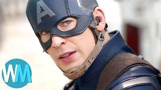 Top 10 Marvel Movies REDUX