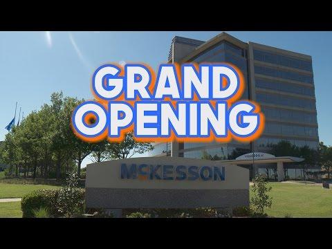 McKesson Opens Campus in Irving