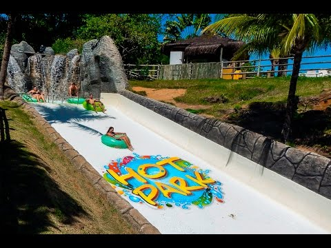 Caldas Novas GO - Hot Park (Rio Quente)