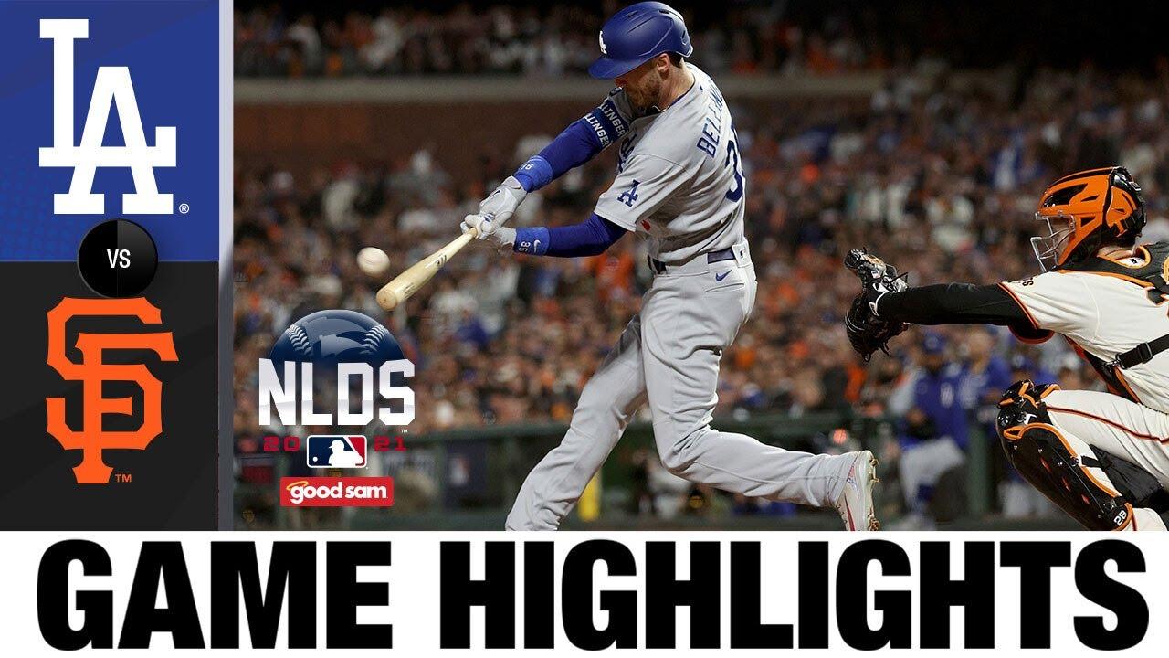 Giants edge Dodgers 1-0 on Longoria HR