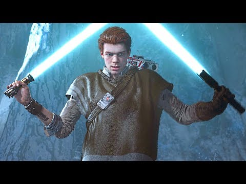 Constructing A Lightsaber (or Two) In Trying Times. Star Wars Jedi: Fallen Order