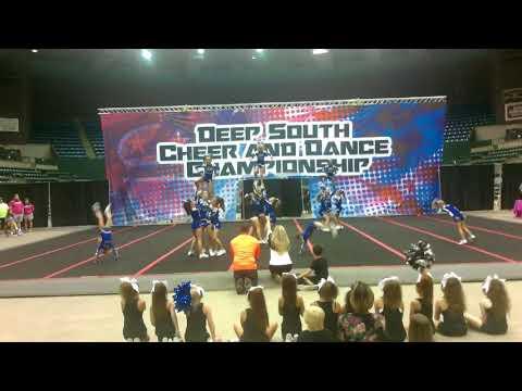 Blue Diamonds 1st Place 10.15.17