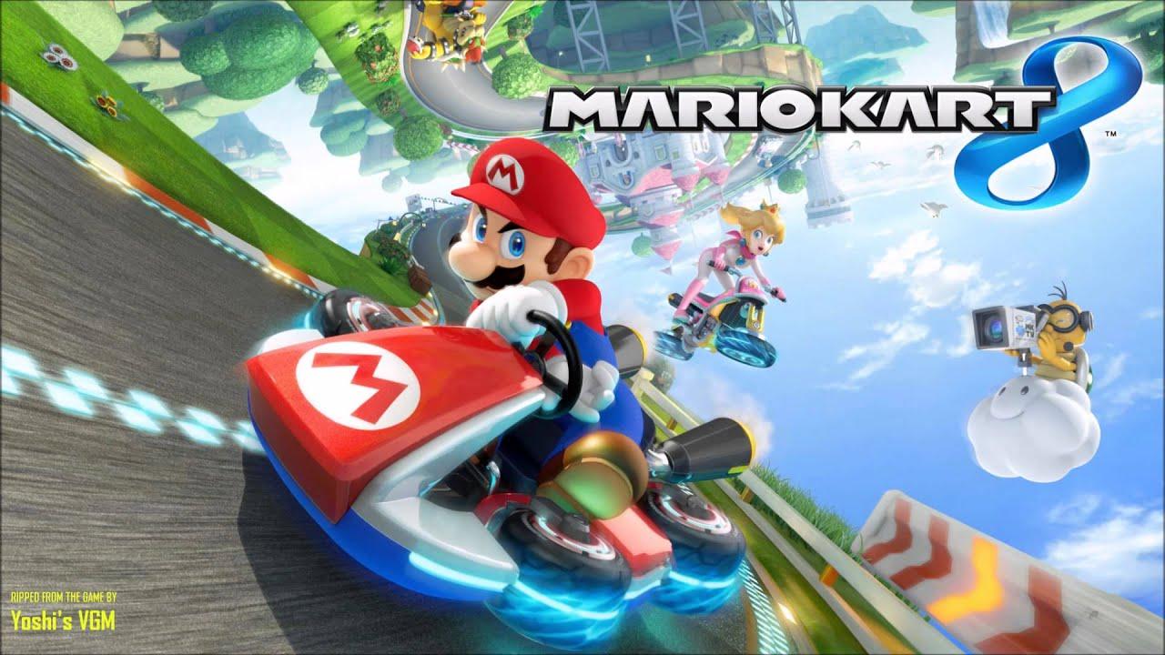 Bowser's Castle - Mario Kart 8 OST
