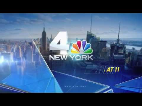 WNBC News 4 New York at 11am 2017 Open