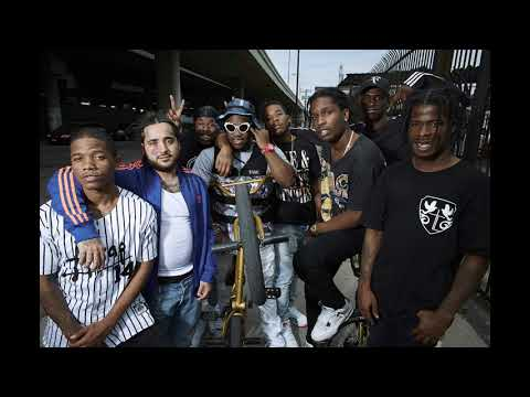 A$AP Mob - Feels So Good (Oficial Audio)
