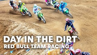Toby Price and Robbie Maddison Team Racing at Day In The Dirt
