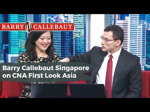 Barry Callebaut Singapore on CNA First Look Asia
