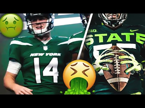 TOP 10 WORST FOOTBALL UNIFORMS 2019