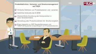 4PEP Produktdefinition, Varianten- und Strukturmanagement