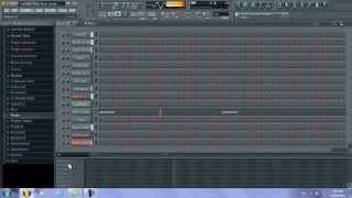 Eminem - Stay Wide Awake Remake Instrumental(FL Studio 11)
