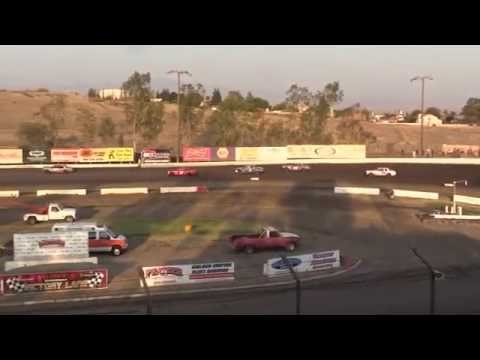 Bakersfield Speedway HEAT RACES 8 9 14