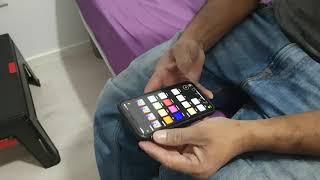 Bulb control on phone very easy ***