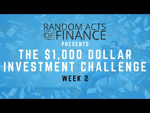 Step One to Turning $1000 to $1 Million | Random Acts of Finance