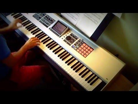 Hide and Seek - Imogen Heap (Piano Cover)
