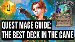Quest Mage Guide: Learn the Best Deck in the Game | Wild Hearthstone