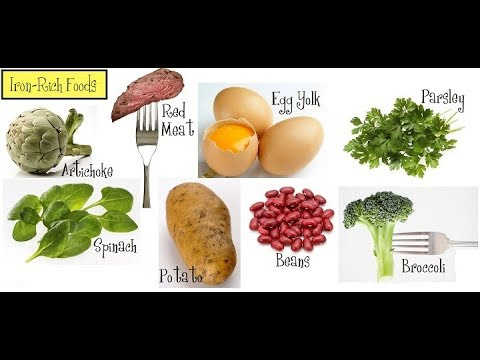 graphic about Printable List of Iron Rich Foods called 15 Iron Loaded Indian Meals