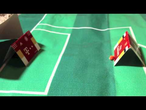 Bola Kertas - Arsenal 0 vs 2 Bayern Munchen UCL (19/2/2014 ...