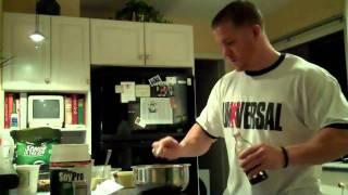 C.coronato Food Video Blog: Apple Cinnamon Bran Muffin